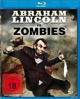 Abraham Lincoln Vs Zombies Blu-ray