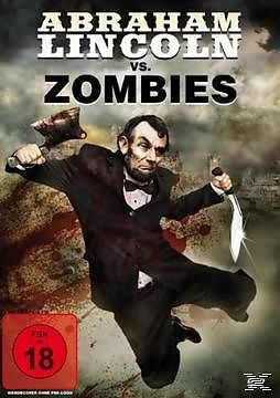 Abraham Lincoln vs. Zombies DVD