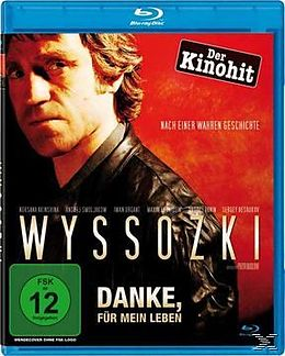 Wyssozki - Danke für mein Leben Blu-ray