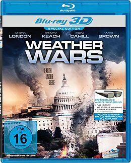 Weather Wars 3D Blu-ray 3D