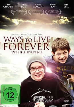 Ways to Live Forever - Die Seele stirbt nie DVD
