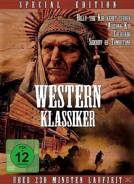western klassiker version allemande films de western en dvd acheter bas prix media. Black Bedroom Furniture Sets. Home Design Ideas