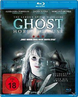Ghost Horror House Blu-ray