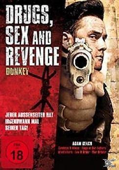 Drugs, Sex and Revenge: Donkey DVD