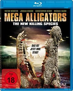 Mega Alligators-The New Killing Species [Version allemande]