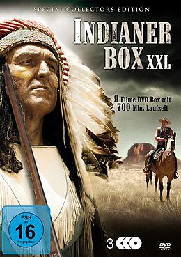 Indianer Box XXL [Version allemande]