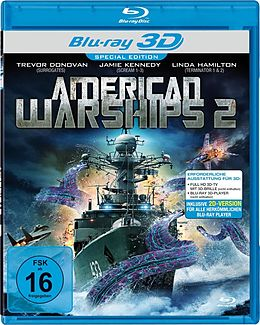American Warships 2 - Real 3d Blu-ray