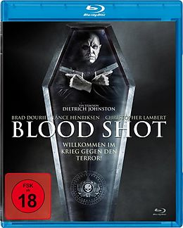 Blood Shot Blu-ray