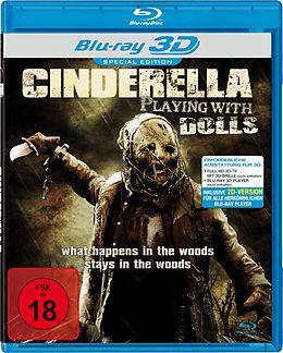 Cinderella - Playing with Dolls Blu-ray 3D
