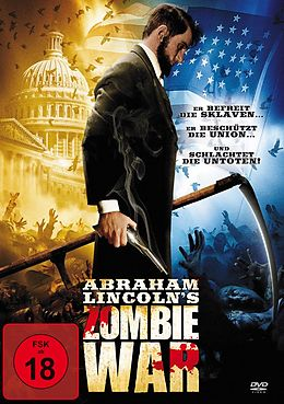 Abraham Lincolns Zombie War DVD
