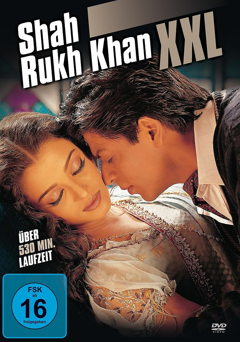 shah rukh khan xxl dvd online kaufen. Black Bedroom Furniture Sets. Home Design Ideas