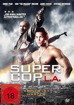 Super Cop in L.A. - Keiner ist härter DVD