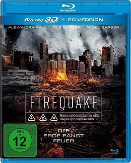Firequake - Die Erde Fängt Feuer [Versione tedesca]