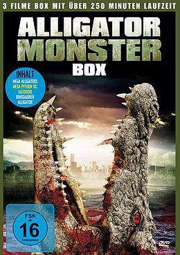 Alligator Monster Box DVD