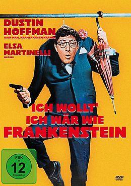 Ich wollt ich wär wie Frankenstein DVD