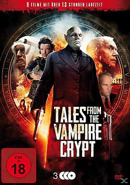 Tales From The Vampire Crypt DVD