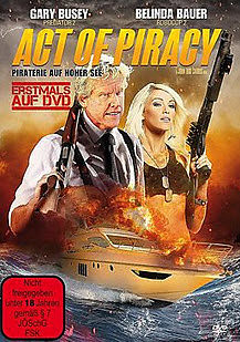 Act Of Piracy - Piraterie Auf Hoher See DVD