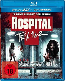 Hospital Blu-ray 3D