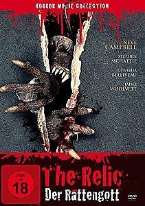 The Relic - Der Rattengott DVD