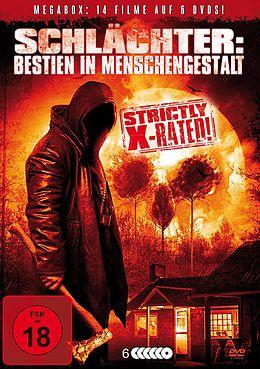 Schlächter - Bestien in Menschengestalt DVD
