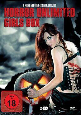 Horror Unlimited Girls Box DVD