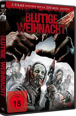 Blutige Weihnacht DVD