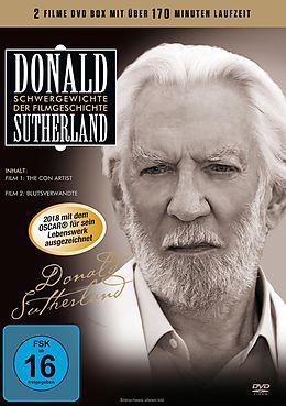 Donald Sutherland DVD