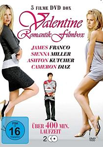Valentine Romantik Filmbox DVD-Box DVD