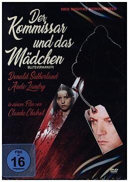Der Kommissar und das Mädchen DVD