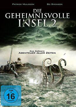 Die geheimnisvolle Insel 2 DVD