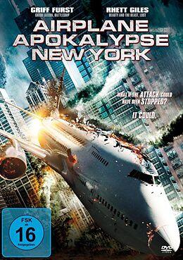 Airplane Apocalypse New York DVD