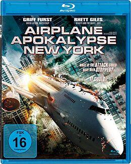 Airplane Apocalypse New York Blu-ray