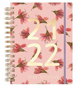 Kalender Agenda 2021-2022, Kirschblüten von