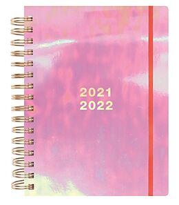 Kalender Agenda 2021-2022, irisierend von