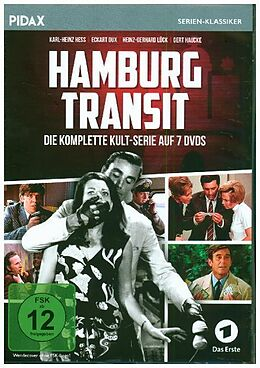 Hamburg Transit DVD