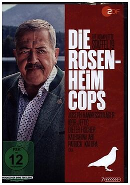Die Rosenheim Cops - Staffel 19 DVD