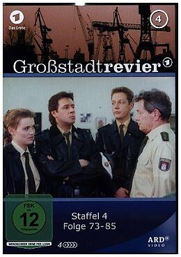 Großstadtrevier - Vol. 04 / Staffel 09 / Episode 73-85 DVD