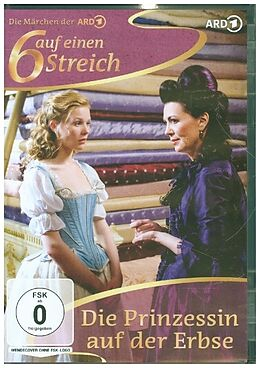 Die Prinzessin auf der Erbse DVD