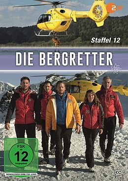Die Bergretter - Staffel 12 DVD