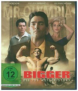Bigger - Die Joe Weider Story Blu-ray