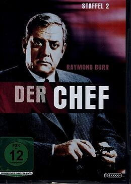 Der Chef - Staffel 02 DVD