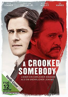 A Crooked Somebody DVD