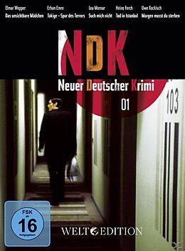 Neuer Deutscher Krimi DVD