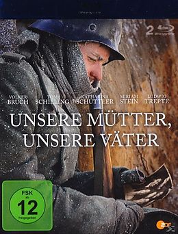 Unsere Muetter, Unsere Vaeter - Blu-ray Blu-ray