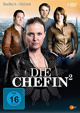 Die Chefin - Staffel 02 [Version allemande]