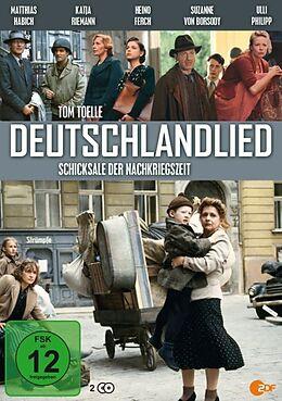 Deutschlandlied - Schicksale der Nachkriegszeit DVD