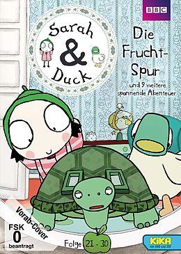 Sarah und Duck - Die Frucht-Spur [Versione tedesca]