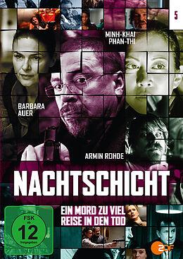 Nachtschicht - Ein Mord zuviel & Reise in den Tod DVD