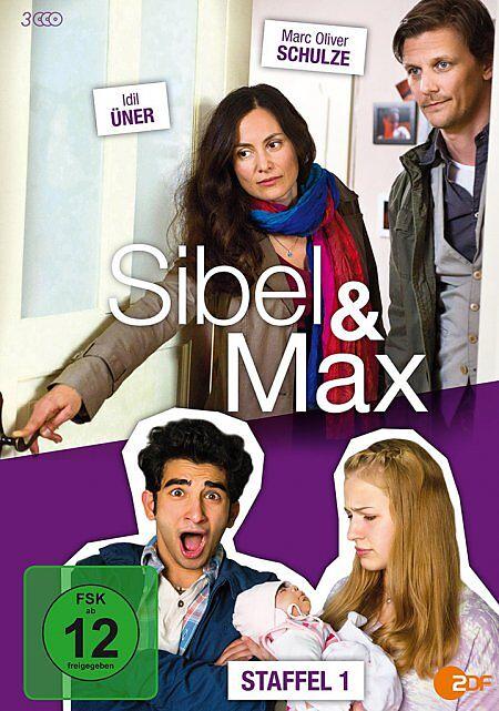 Sibel & Max - Staffel 01 [Versione tedesca]