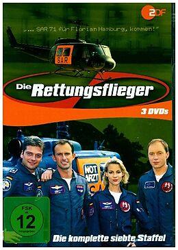 Die Rettungsflieger - Staffel 7 [Version allemande]